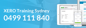 XERO Training Sydney